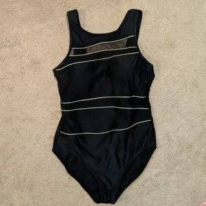 St. John's Bay 1 piece swimsuit